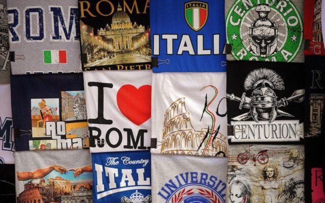 Outlet odzieżowy- odzież włoska